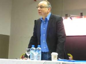 Michael Wex at London Jewish Book Week
