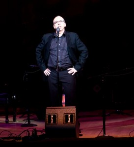 Michael Wex at Carnegie Hall