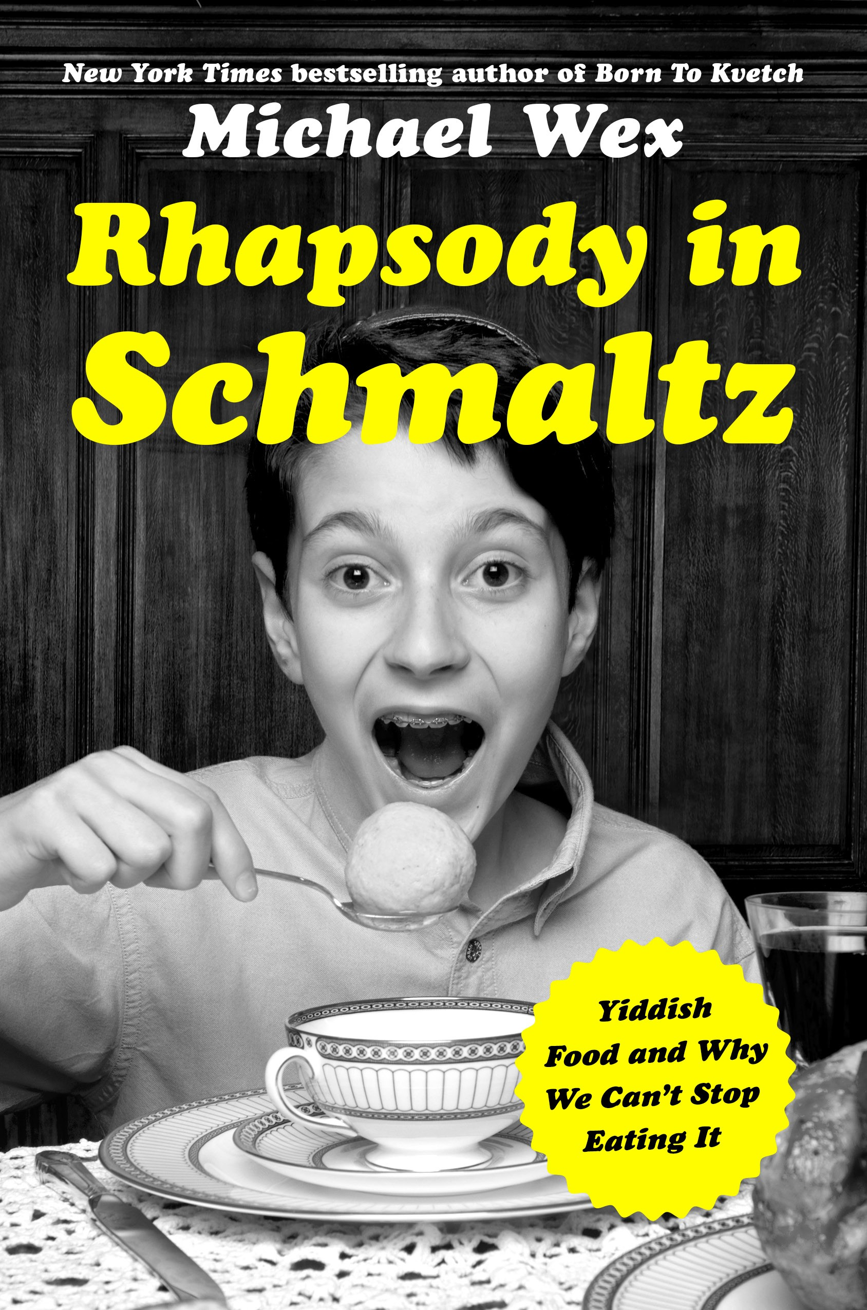 Library Journal STARRED Review of Rhapsody in Schmaltz