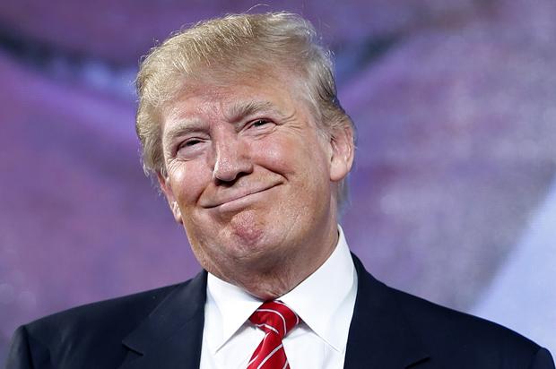Donald Trump and Yiddish